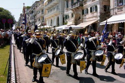 Korfu - filharmónikus zenekar