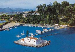 Korfu - Kanoni félsziget