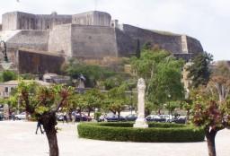 Korfu - Új erőd